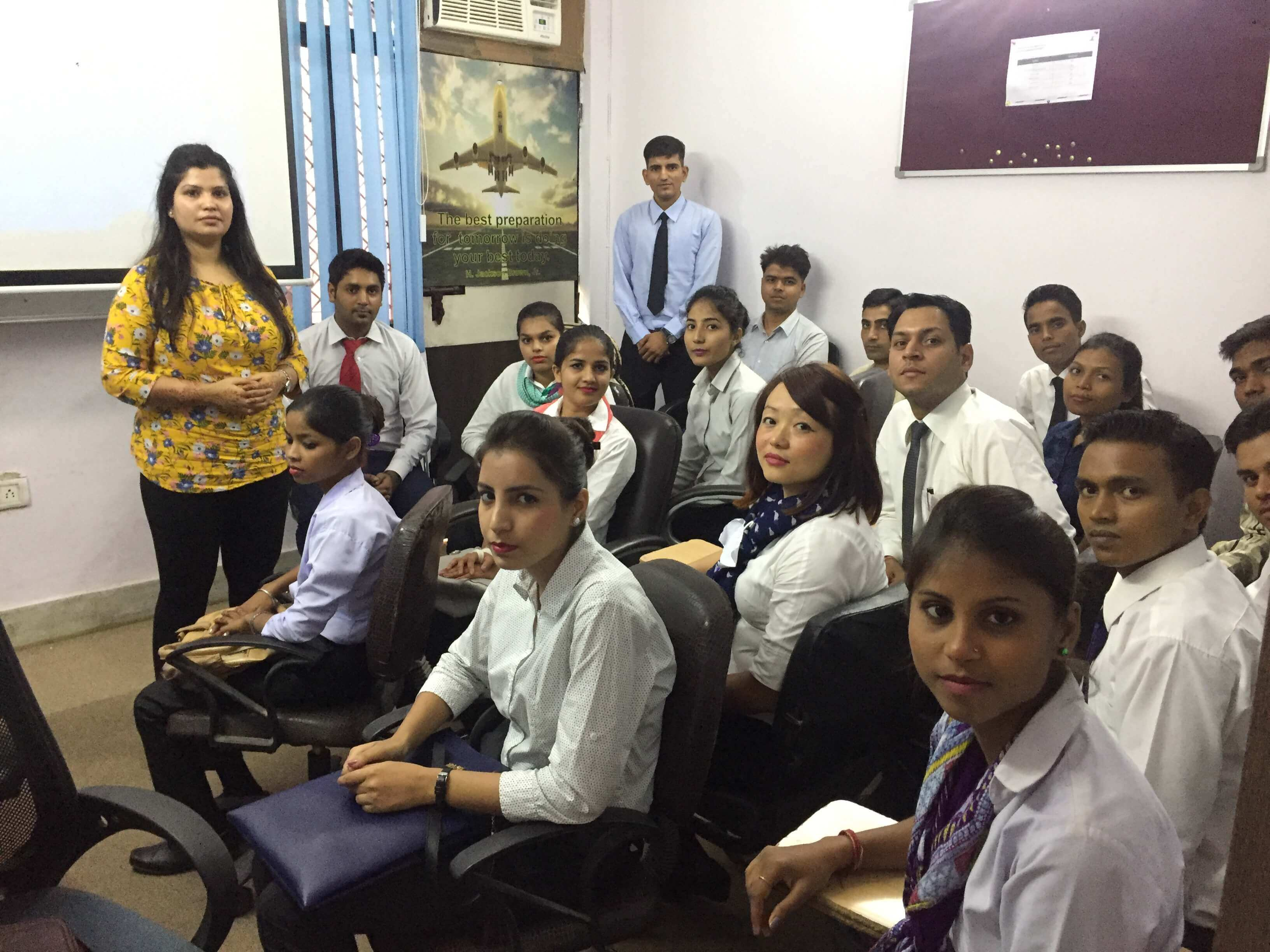 IGI Aviating Training Program