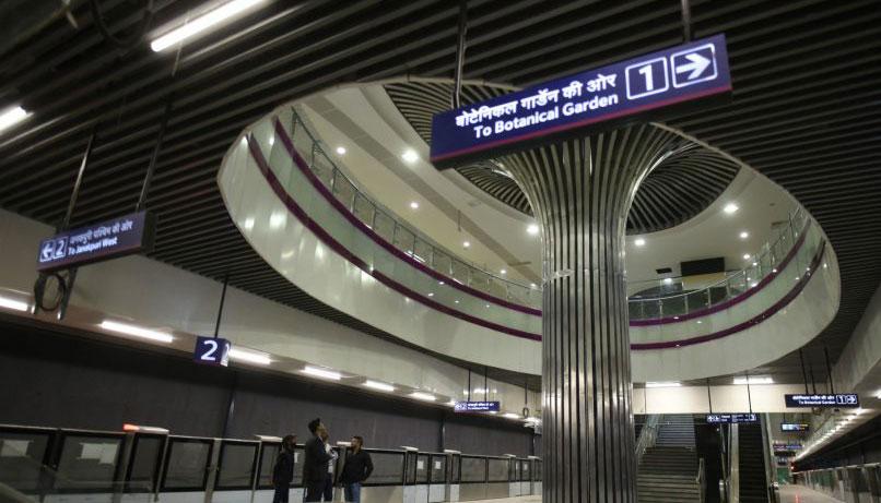 Terminal 1 Delhi Airport