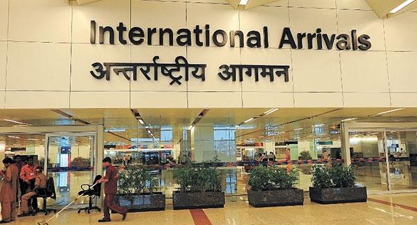 Terminal 2 Delhi Airport