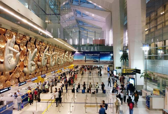 Terminal 3 Delhi Airport
